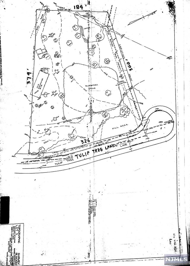 Land / Lots for Sale at 11 Tulip Tree Lane Alpine, New Jersey 07620 United States