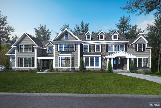 Single Family Home for Sale at 36 Old Woods Road 36 Old Woods Road Saddle River, New Jersey 07458 United States