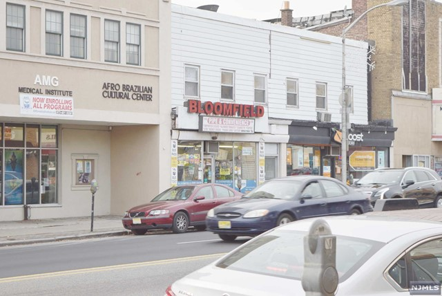 Commercial for Sale at None, 556 Bloomfield Avenue 556 Bloomfield Avenue Bloomfield, New Jersey 07003 United States
