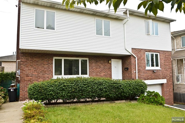 Single Family Home for Sale at 72 West Ruby Avenue 72 West Ruby Avenue Palisades Park, New Jersey 07650 United States