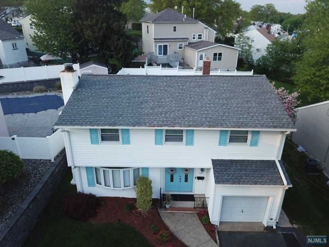Single Family Home for Sale at 12 Sharlene Road Nutley, New Jersey 07110 United States