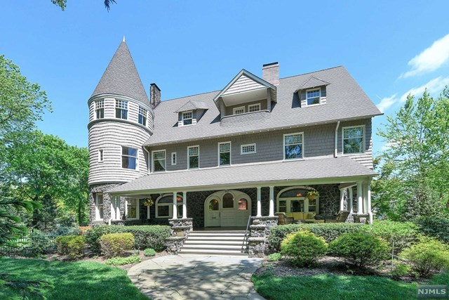 Single Family Home for Sale at 4 Duryea Road Montclair, New Jersey 07043 United States
