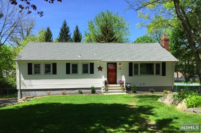 Single Family Home for Sale at 18 Sweetman Lane West Milford, New Jersey 07480 United States