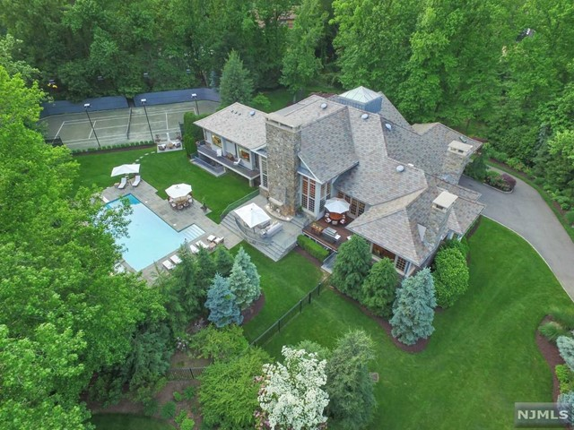 Single Family Home for Sale at 19 Stone Tower Drive Alpine, New Jersey 07620 United States